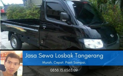 Sewa pickup murah Tangerang